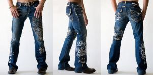 $10,000 Jeans