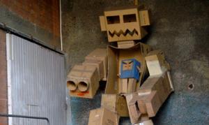 Robot Uprising...
