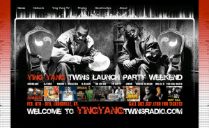 Ying Yang Twins Online Radio with Tommy Blak