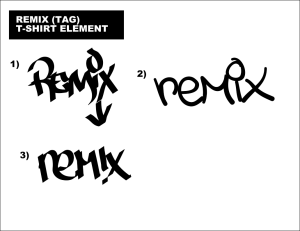 Attempt At Graffiti Writing