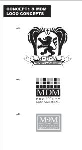 MDM Logos