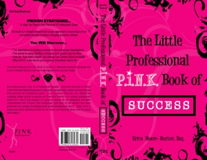 Pink Book Cover Design