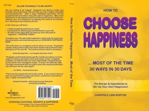 Choose Happiness Book cover